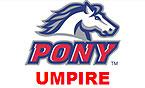 PONY Umpire Registry